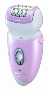 Panasonic ES-WD51-P Ladies Wet Epilator